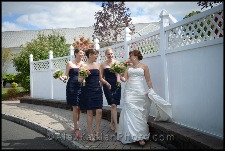 Wedding at the The Grand Colonial - 86 Route 173 West, Hampton,