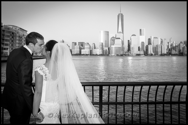 Wedding at the Jersey City Harborside - 1 Harborside Pl?ace, J