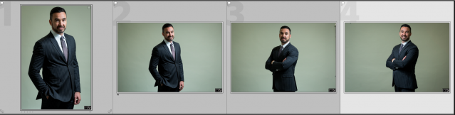 Adriano stopped by the Bergen County Business Headshots Studio today.