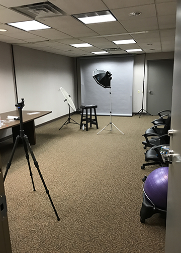New Jersey Photo Studio for rent by the hour, the day, the week or month