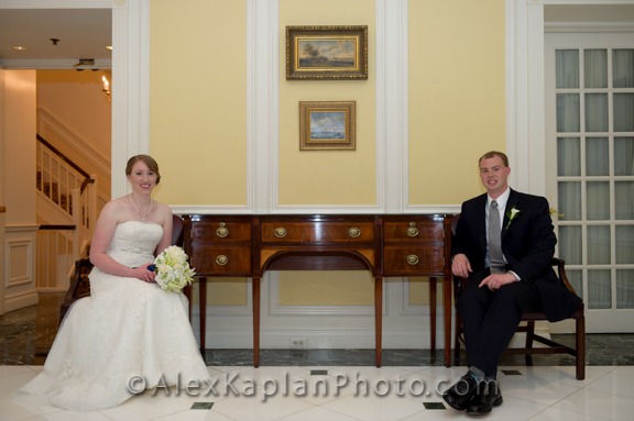 Wedding at The Molly Pitcher Inn in Red Bank, NJ